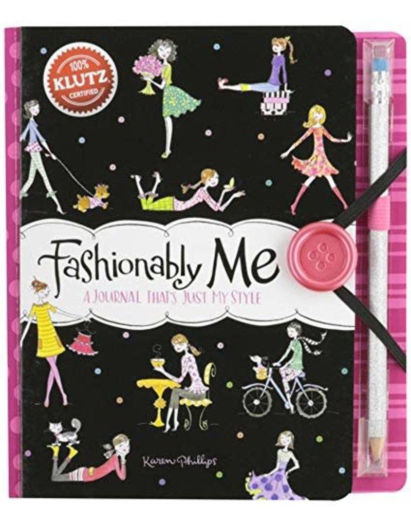 Klutz Fashionably Me Journal