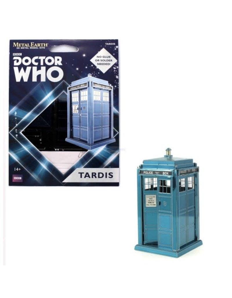 Metal Earth Dr Who Tardis