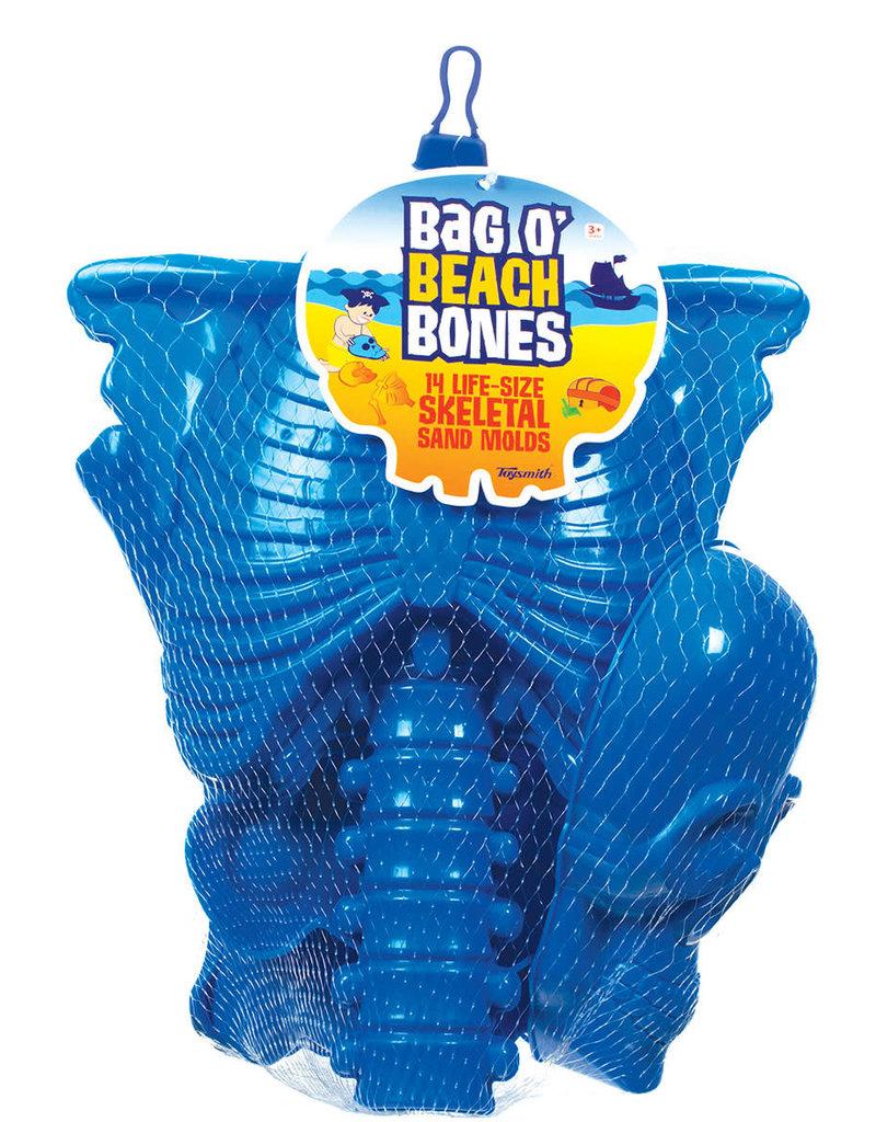 Toysmith Bag O' Beach Bones