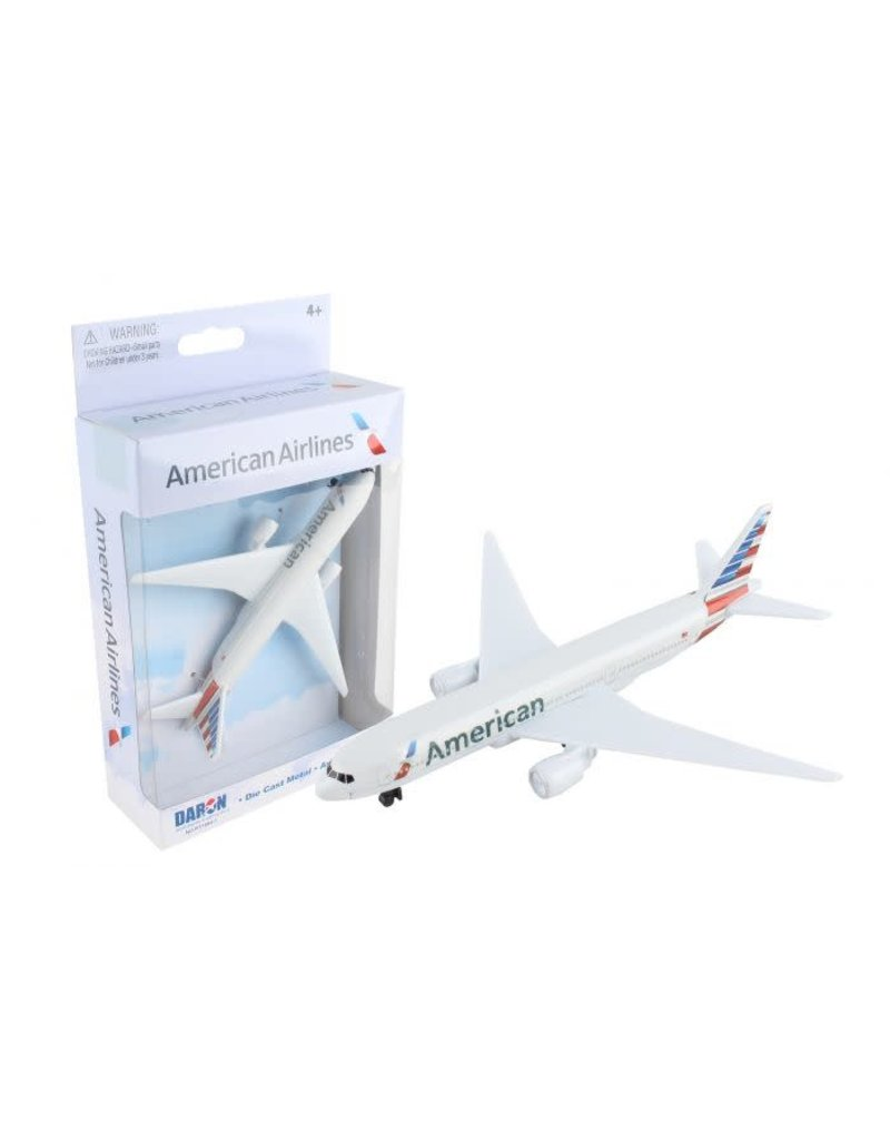 American Airlines Single Plane New Livery