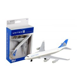 United 747 Single Plane