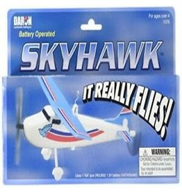 Flying Skyhawk On A String  (Gift Box)