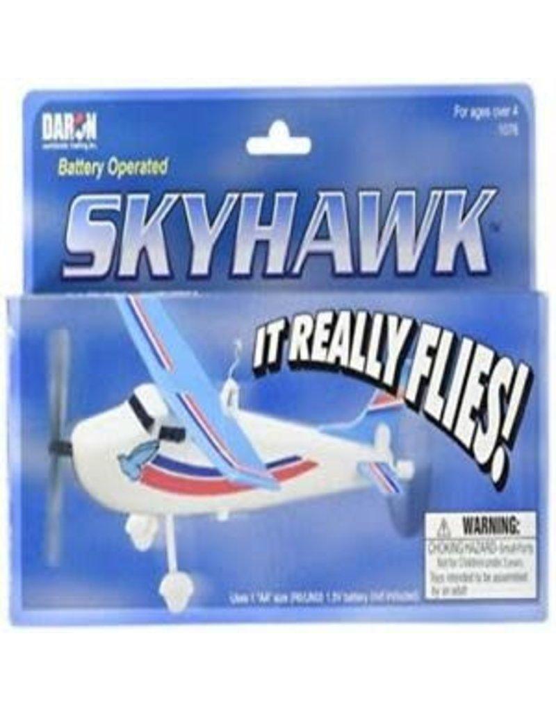 Flying Skyhawk On A String