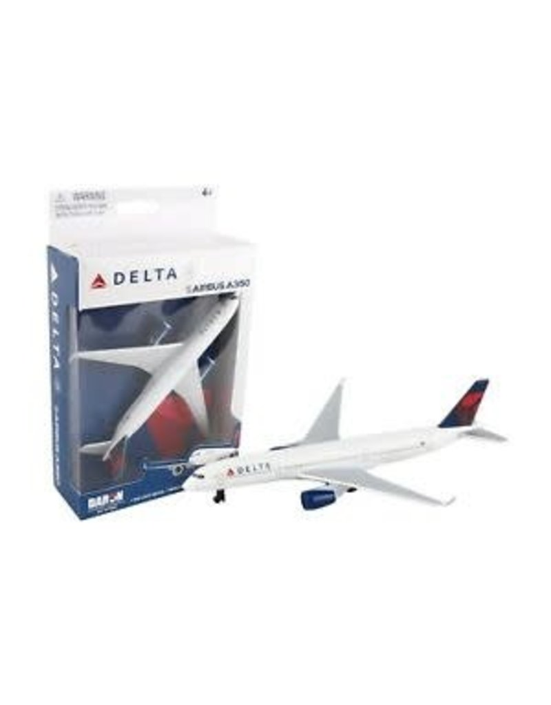 Delta A350 Single Plane