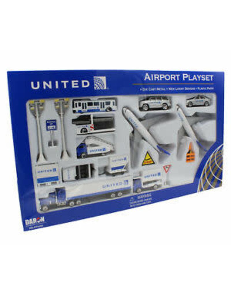 United Large Playset