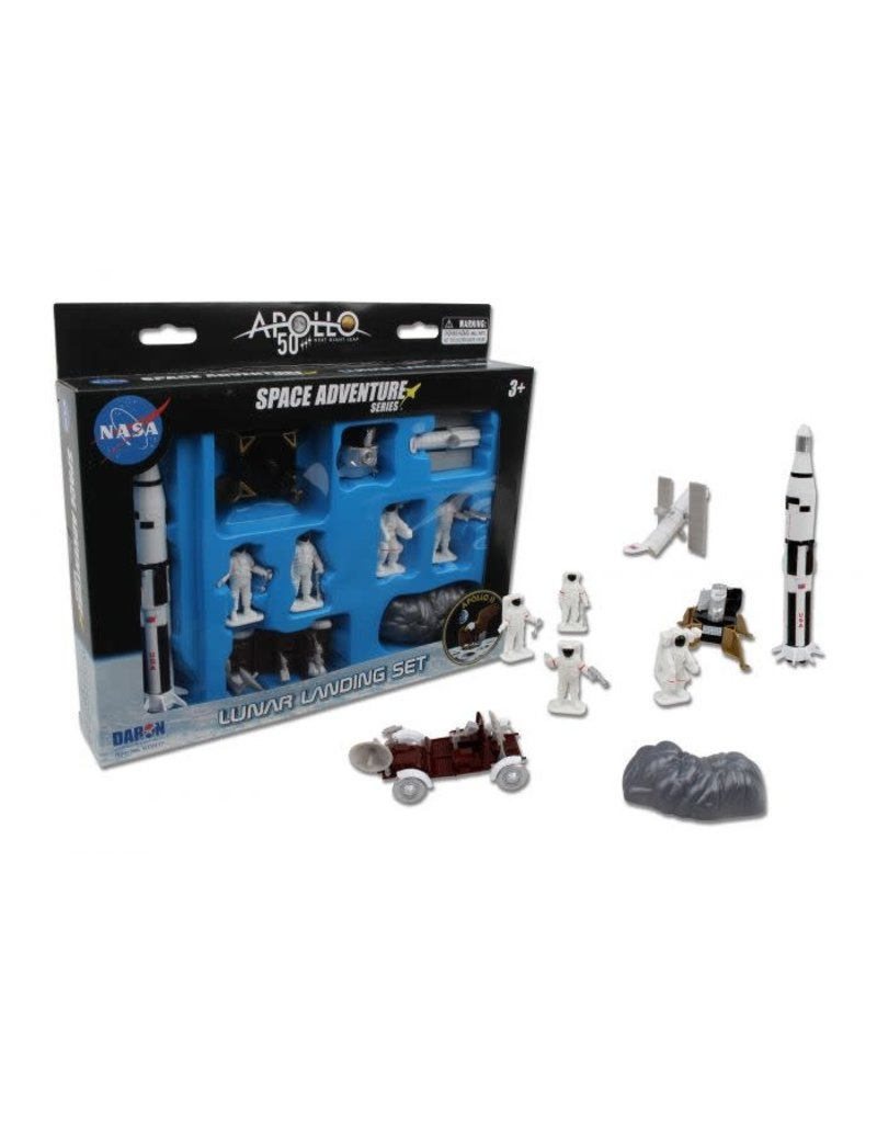 Moon Landing Set -50Th Anniversary