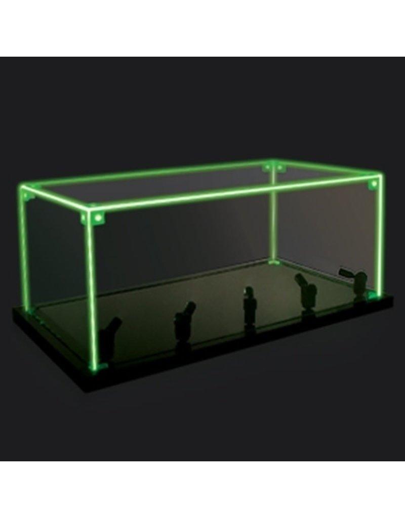 Metal Earth Lighted Acrylic Display