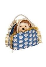 Spikey Hedgehog Sak with Hedgehog