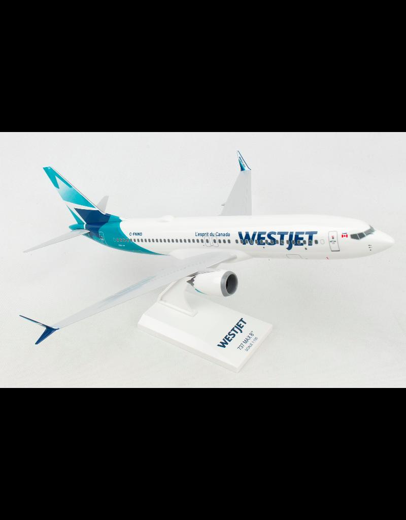 Skymarks Westjet 737 Max8 1/130 New Livery