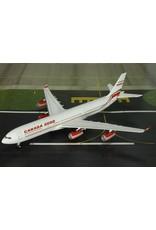 Canada 3000 757-300 Mahogany