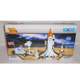 Space Shuttle 513 Piece Construction Toy