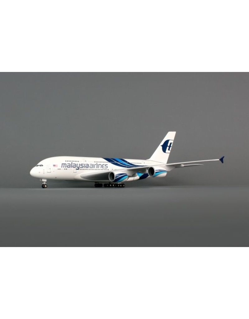 Malaysia Airlines A380 1/200 Scale
