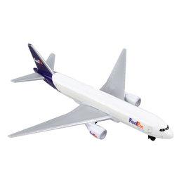 Fedex Single Plane