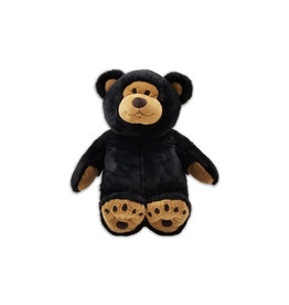 Little Buddy Black Bear -Warm buddy