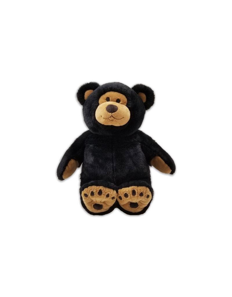 Little Buddy Black Bear- Warm buddy