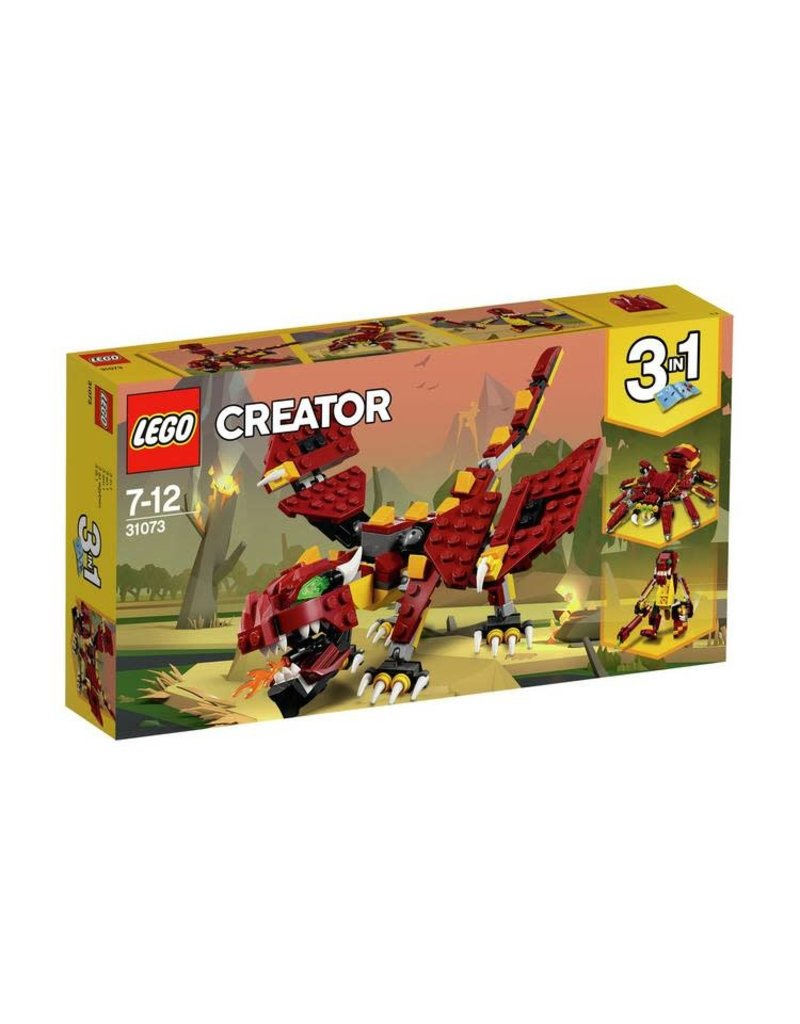 LEGO Mythical Creatures