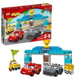 LEGO Piston Cup Race