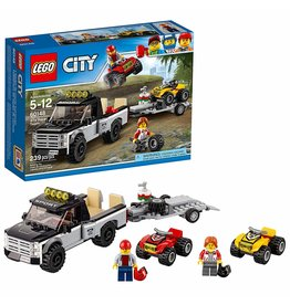LEGO ATV Race Team