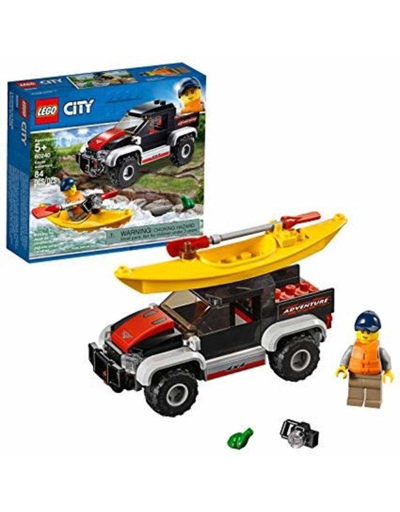 LEGO Kayak Adventure