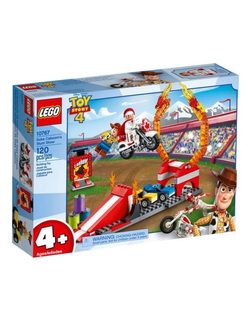 LEGO Duke Caboom's Stunt Show