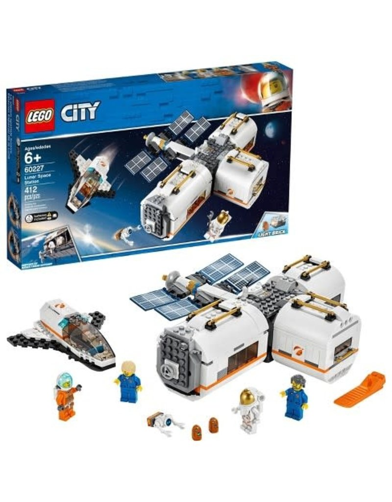 LEGO Lunar Space Station