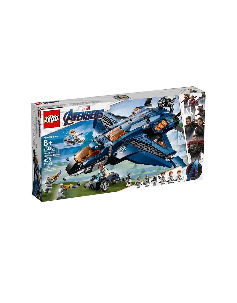 LEGO Avengers Ultimate Quinjet