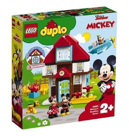 LEGO Mickey's Vacation House