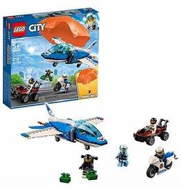 LEGO Sky Police Parachute Arrest