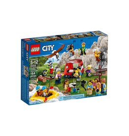 LEGO People Pack - Outdoor Adventures