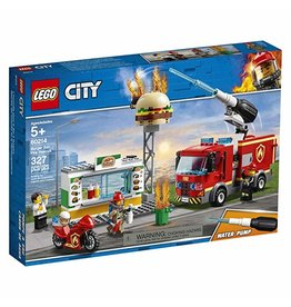 LEGO Burger Bar Fire Rescue