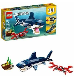 LEGO Deep Sea Creatures