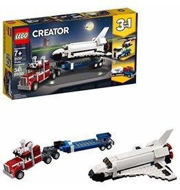LEGO Shuttle Transporter