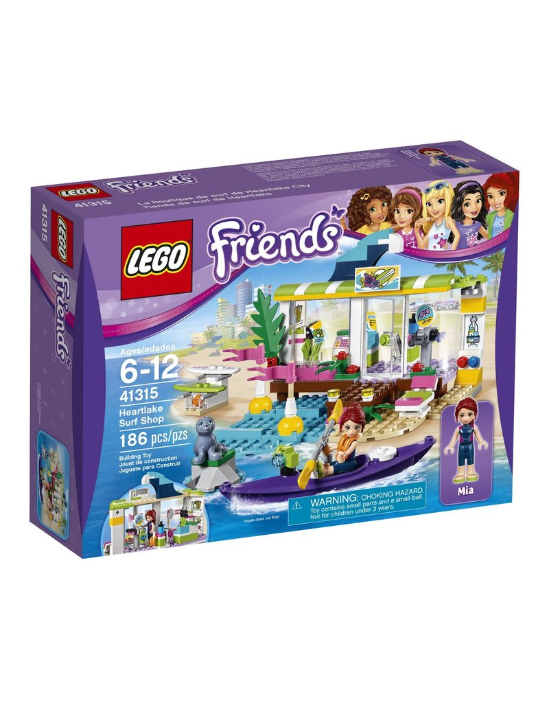 LEGO Heartlake Surf Shop