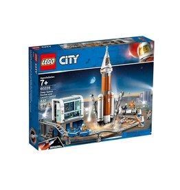 LEGO Deep Space Rocket & Launch Contro