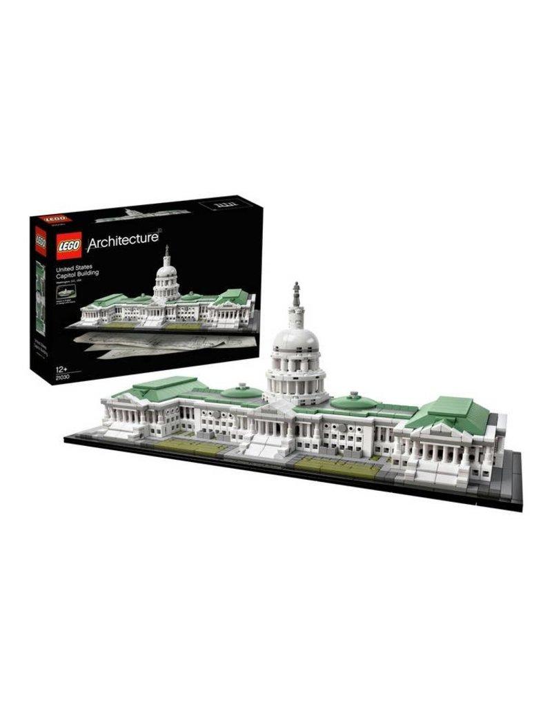 LEGO United States Capitol Building