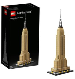 LEGO Empire State Building