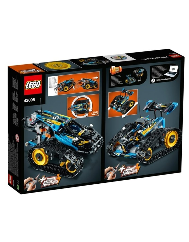 LEGO Remote-Controlled Stunt Racer