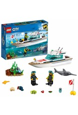 LEGO Diving Yacht