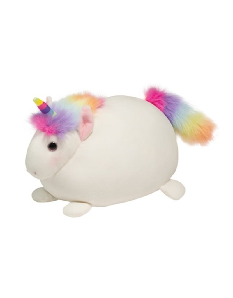 Rainbow Unicorn Macaroon Med