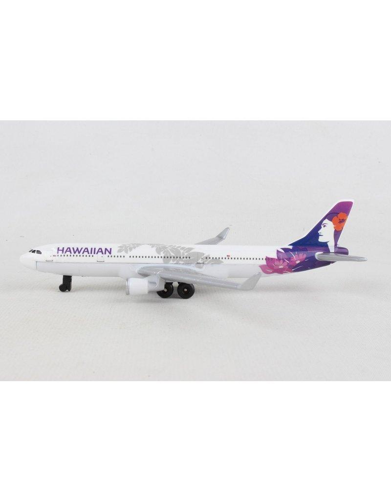 Hawaiian Airlines Single Plane