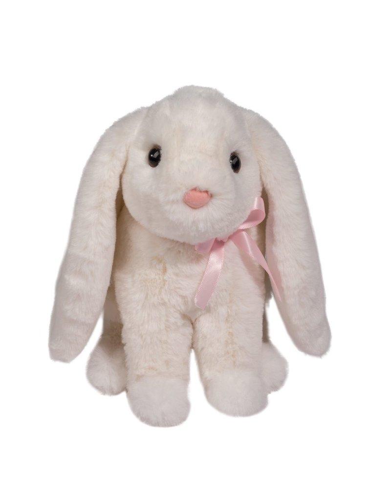 Frannie Sitting White Bunny