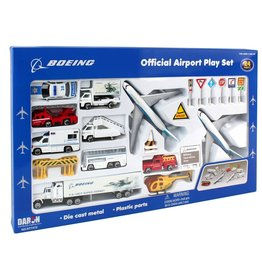 Boeing 24 Pcs Playset