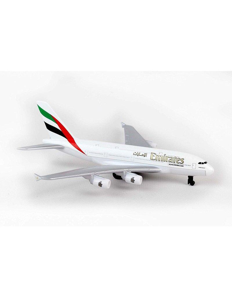 EmiratesA380SinglePlane