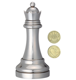 Queen Cast Chess Puzzle