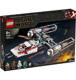 LEGO Resistance Y-Wing Starfighter™