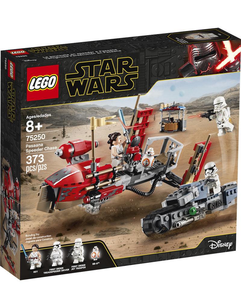 LEGO Pasaana Speeder Chase Star Wars ™