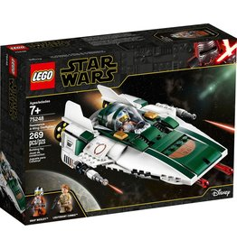 LEGO Resistance A-Wing Starfighter™