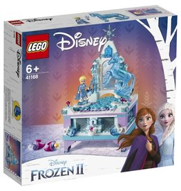 LEGO Elsa's Jewelry Box