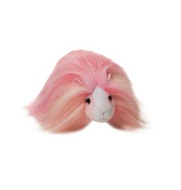 Pink Guinea Pig Fur Fuzzle