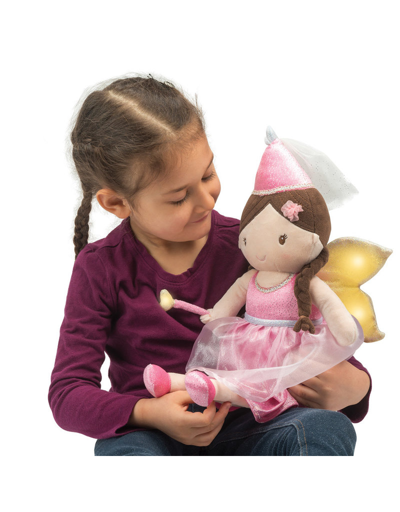 Fairy Doll Pink Light/Sound